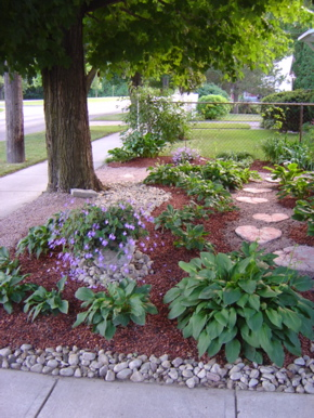 A Front Yard Is Usually All Grass And Small But There Are Ways To Make It  Into A Garden And Seem Bigger Or More Fascinating By Adding Dimensionu2026  Pathways, ...